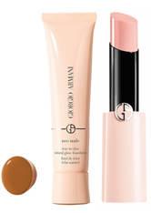 GIORGIO ARMANI - Armani Ecstasy Lip Balm and Neo Nude Foundation Kit (Various Shades) - 10 - MAKEUP SETS