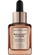 BAREMINERALS - bareMinerals Brilliant Future™ erneuerndes Serum gegen vorzeitige Hautalterung, 30 ml, keine Angabe - SERUM