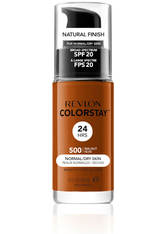 Revlon Colorstay Make-Up Foundation für normale-trockene Haut (Verschiedene Farbtöne) - Walnut