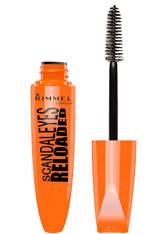 Rimmel Scandaleyes Reloaded Mascara - 001 Black