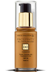 MAX FACTOR - Max Factor Facefinity 3 in 1 All Day Flawless Foundation - 95 Tawny - FOUNDATION