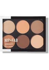 Nip+Fab Make-up Teint Contour Palette Nr. 02 Medium 20 g