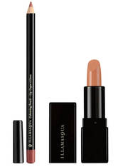 ILLAMASQUA - Illamasqua Birthday Suit Lip Kit (Worth €36) - MAKEUP SETS