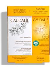 CAUDALIE - Caudalie Vinoperfect Serum 30ml and SPF50 Suncare Duo 25ml - Serum