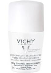 VICHY - Vichy Deodorant 48Hour Sensitive Skin Anti-Perspirant Roll On 50ml - DEODORANTS