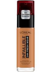 L'Oréal Paris Infallible 24hr Freshwear Liquid Foundation (Various Shades) - 330 Hazelnut