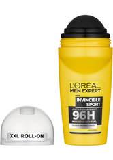 L'Oréal Men Expert Invincible Sport 96H Roll On Anti-Perspirant Deodorant 50ml