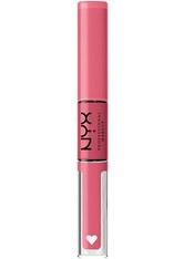 NYX Professional Makeup Lippenstift Shine Loud High Pigment Lip Shine Lead Everything Lippenstift 3.4 ml