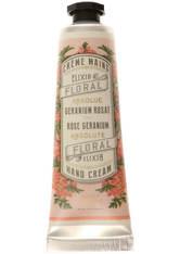 PANIER DES SENS - Panier des Sens The Absolutes Rose Geranium Hand Cream - HÄNDE