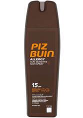 PIZ BUIN - Piz Buin Allergy Sun Sensitive Skin Spray - Medium SPF15 200ml - SONNENCREME