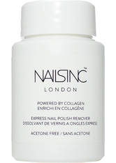 NAILS INC. - nails inc. Express Nail Polish Remover Pot Powered by Collagen 60 ml - NAGELLACKENTFERNER