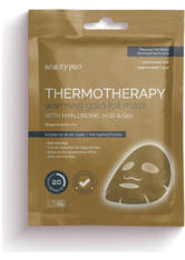 BEAUTYPRO - BeautyPro THERMOTHERAPY Warming Gold Foil Mask 30 g - CREMEMASKEN