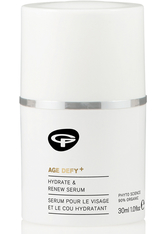 GREEN PEOPLE - Green People Age Defy+ Hydrate & Renew Face and Neck Serum (30ml) - Serum