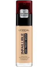 L'Oréal Paris Infallible 24hr Freshwear Liquid Foundation (Various Shades) - 100 Linen