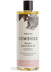 Cowshed Indulge Blissful Bath & Body Oil 100 ml - Baden