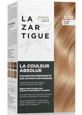 LAZARTIGUE - Lazartigue Absolute Colour - 8.00 Light Blonde 153ml - HAARFARBE