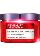 L'Oréal Paris Revitalift Laser Renew Anti Ageing Glycolic Peel Pads x 25