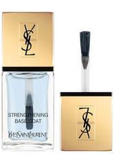 YVES SAINT LAURENT - Yves Saint Laurent Make-up Nägel La Lacque Couture Strengthening Base Coat Nr. 98 10 ml - BASE & TOP COAT