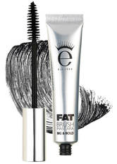 Eyeko - Fat Brush Mascara – Black – Mascara - Schwarz - one size