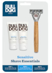 BULLDOG - Bulldog Sensitive Shave Essentials Kit - RASIER TOOLS