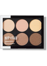 Nip + Fab Highlight + Contouring Nr. 01 - Stroboscopic Highlighter 23.0 g
