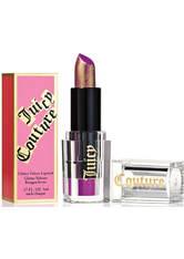 Juicy Couture Glitter Velour Lipstick 4,8g (verschiedene Farbtöne) - UV Darling