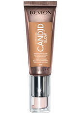 Revlon PhotoReady Candid Glow Moisture Foundation (Various Shades) - Natural Tan