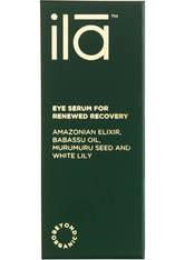 ila-spa Rainforest Renew Eye Serum for Cellular Regeneration 15 ml