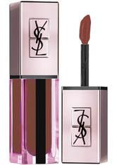 Yves Saint Laurent Rouge Pur Couture Vernis à Levres Water Stain Glow Liquid Lipstick  6 ml NR. 211 - TRANSGRESSIVE CACAO