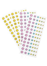 CIATÉ LONDON - Ciaté London Smiley Stick on Nail Sticker Set - STICKER & STEINE