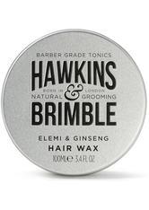 HAWKINS & BRIMBLE - Hawkins & Brimble Hair Wax 100ml - HAARWACHS & POMADE