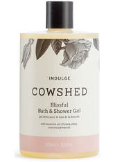 Cowshed INDULGE Blissful Bath & Shower Gel 500ml