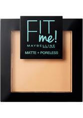 Maybelline Fit Me Matte & Poreless Powder (verschiedene Farbtöne) - 130 Buff Beige