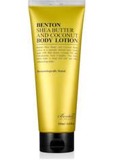Benton - Shea Butter & Coconut Body Lotion 250ml