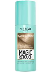 L'Oréal Paris Magic Retouch Temporary Instant Root Concealer Spray 75ml (Various Shades) - Dark Blonde