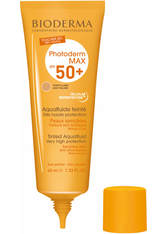 Bioderma Produkte BIODERMA Photoderm Max Aquafluide SPF 50+ hell  40.0 ml