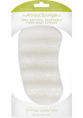THE KONJAC SPONGE - The Konjac Sponge Company 100% Pure Big Body Buffer Schwamm - TOOLS - BODY