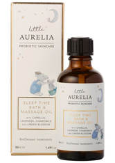 AURELIA PROBIOTIC SKINCARE - Little Aurelia from Aurelia Probiotic Skincare Sleep Time Bath and Massage Oil 50ml - GESICHTSÖL