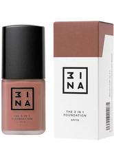 3INA 3-in-1 Foundation 30ml (verschiedene Farbtöne) - 222