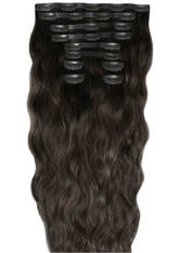 Beauty Works 22 Inch Beach Wave Double Hair Extension Set (Various Shades) - Raven