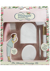 THE VINTAGE COSMETIC COMPANY - The Vintage Cosmetic Company The Ultimate Cleansing Kit - Cleansing