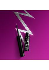 NYX Professional Makeup Epic Wear Metallic Liquid Liner 3.5ml (Various Shades) - Silver Metal