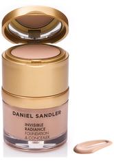 Daniel Sandler Invisible Radiance Foundation and Concealer 30g Beige (Fair/Medium, Neutral)