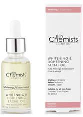 skinChemists London Whitening and Lightening Nourishing Facial Oil 30 ml