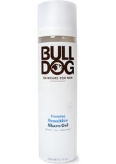 Bulldog Skincare For Men Foaming Sensitive Shave Gel 200ml