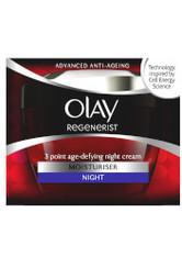 OLAZ - Olay Regenerist Fragrance Free Night Face Cream with Niacinamide and Peptides 50ml - Tagespflege