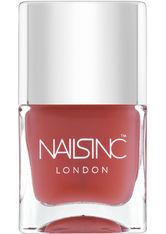 NAILS INC. - nails inc. Basislackmit Kensington-Kaviar - NAGELLACK