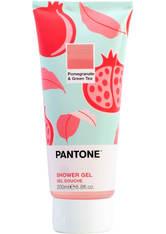 BUBBLE T - Bubble T X Pantone Pomegranate & Green Tea Shower Gel 200ml - Duschen & Baden