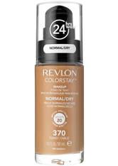 Revlon Colorstay Make-Up Foundation für normale-trockene Haut(Verschiedene Farbtöne) - Toast