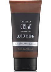 American Crew Acumen Clay Exfoliating Cleanser 150 ml Gesichtspeeling